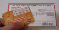 US Bankkonto mit Debit-Card