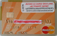 US Bankkarte