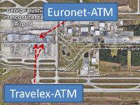 Geld abheben Flughafen