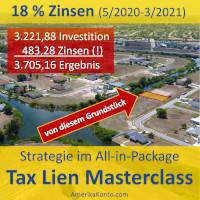 Tax Lien zurück gezahlt