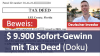 tax deed investment