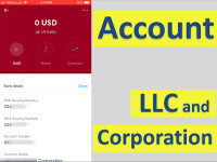 account for LLC and Corporation